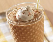 Coffee and Caramel Shake   Wisconsin Milk Marketing Board