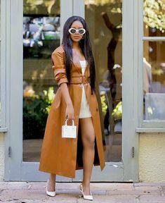 Leather Skirt, Coat, Skirts, Style, Fashion, Swag, Moda, Leather Skirts, Skirt