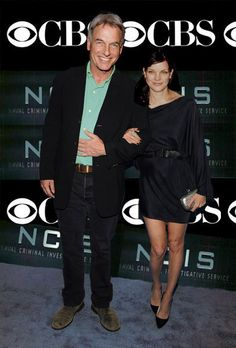 mark harmon and pauley perrette - Google Search