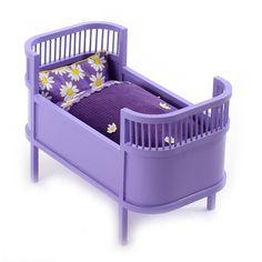 Docksäng Mini Juno Lavendel Cool Beds, Bassinet, Mini, Toddler Bed, Cool Stuff, Home Decor, Lavender, Kawaii, Nice Asses
