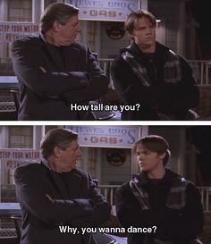 """LOL - """"little Sam"""" (as I so affectionately refer to him), being a smart mouth #gilmore girls"""