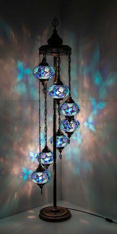 Floor Lamp Turkish Lamp Modern Floor Lamp Standing Lamp Moroccan Lamp Floor Lamp Shade Floor Lantern - All For House İdeas Turkish Lanterns, Turkish Lamps, Moroccan Lamp, Modern Moroccan, Floor Lamp Shades, Led Floor Lamp, Modern Floor Lamps, Chandelier Floor Lamp, Ceiling Lamps