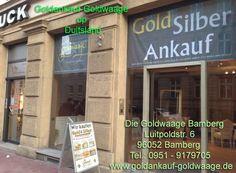 Goldankauf-goldwaage