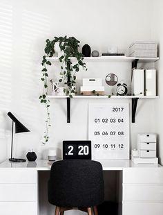 Desk Organization Updates