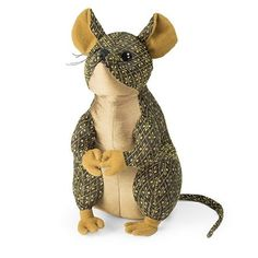 Dora Designs Traditional Range - Raul Rat Doorstop: Amazon.co.uk: Kitchen & Home