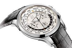 Girard-Perregaux Traveller ww.tc Watch Angle