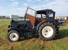 Hanomag tractors   Classic Hanomag tractor
