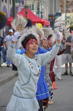 Kicaput Dancers, Solstice 2011, Anchorage, AK