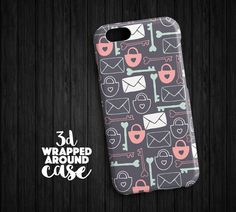 Lock smith iPhone 6s Caseiphone 6s Plus by LoudUniverse on Etsy