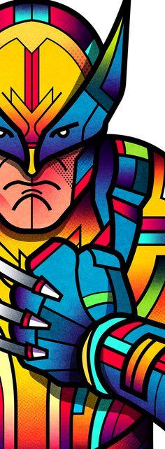 SUPERHEROES EXCLUSIVE COLLECTION :: WONDERCON 2015 FOR HERO COMPLEX GALLERY