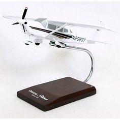 Cessna 206 Stationair Civilian Aircraft Model