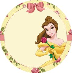 Disney Princess Invitations, Ideas Para Fiestas, Craft Fairs, Beauty And The Beast, Gabriel, Disney Characters, Fictional Characters, Diy And Crafts, Happy Birthday