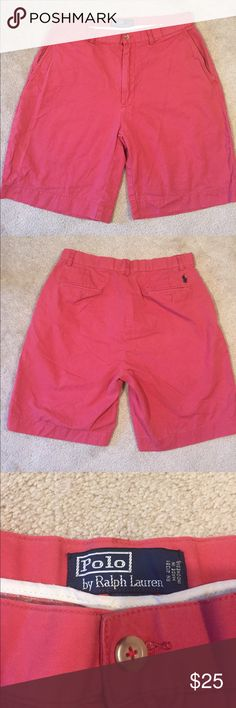 Polo by Ralph Lauren Summer Shorts 32W Excellent condition Polo Ralph Lauren shorts. Great for summer. Lightweight feel. Classic look. 32W. Polo by Ralph Lauren Shorts Hybrids