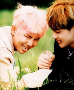 "RM: ""Duele po Jin"" J: ""Te dije que me las ibas a pagar weon. Yo te dije"""