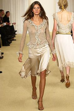 Ralph Lauren Spring 2003 Ready-to-Wear Collection Photos - Vogue