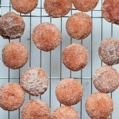 Valentine Donut Muffins