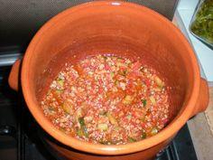 Ricetta Ragù di manzo e zucchine