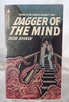 Daggers of The Mind Bob Shaw Sci Fi Paperback Book Lupus | eBay