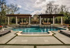 The property 5532 Park Ln, Dallas, TX 75220 is currently not for sale on Zillow. View details, sales history and Zestimate data for this property on Zillow. Outdoor Rooms, Outdoor Decor, Dream Pools, Swimming Pools Backyard, Pool Houses, Pool Designs, Square Feet, Terrace, Gazebo