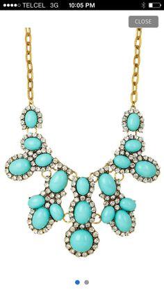 Mint collar love it!