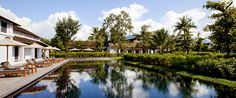 New on Tablet - Hotel de la Paix, Luang Prabang Luang Prabang, Hotel Reviews, Wonderful Places, Cambodia, Pools, Places To Travel, Spaces, Luxury, Peace