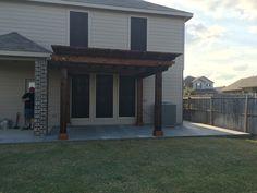 Landscaping Company, Arbors, Garage Doors, Landscape, Outdoor Decor, Home Decor, Courtyards, Decoration Home, Room Decor