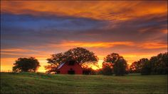"""Picture of the Day: """"Tennessee Sunset"""""""