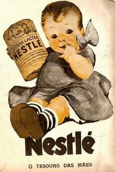 nestle (Sweeter Than Sweet)……reépinglé par Maurie Daboux….