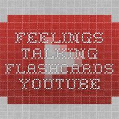 Feelings - Talking Flashcards - YouTubehttps://www.youtube.com/watch?v=dNP5BzrBiOg