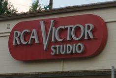 RCA Victor Studio B = #onlyinnashville