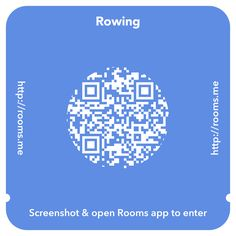 Use this invite in Rooms to see Rowing. Don't have Rooms? Get it at http://rooms.me.