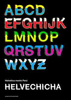 HelveChicha on Typography Served