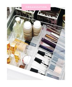 Makeup Gets Messy, How to DIY Your Dream Vanity