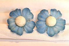 Epla er et nettsted for kjøp og salg av håndlagde og andre unike ting! Floral, Flowers, Jewelry, Jewlery, Jewerly, Schmuck, Jewels, Jewelery, Royal Icing Flowers