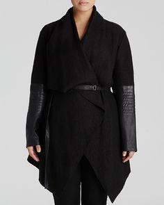 I absolutely need this @BBDakota Plus Size Lenna Jacket from @bloomingdales for the fall!! #plussizefashion #plusizejackets