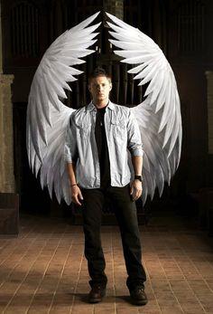 Dean // Jensen Ackles // Angel