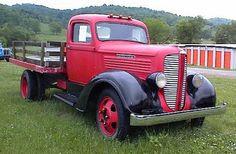 Dodge farm truck from 1938 Old Dodge Trucks, Dodge Pickup, Lowered Trucks, Old Pickup Trucks, Farm Trucks, Cool Trucks, Big Trucks, Antique Trucks, Vintage Trucks