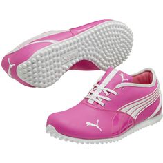 Puma Monolite Golf Shoes - Womens Pink... #golf #shoes