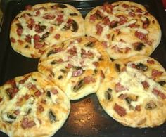 Healthy Food, Healthy Recipes, Dessert Recipes, Desserts, Cauliflower, Pizza, Vegetables, Cooking, Mariana