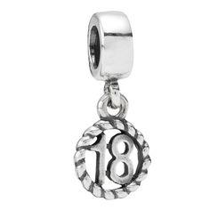 "Pandora ""18th Birthday"" (790495 - $35.00)"