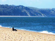 Slapton Sands Beach by les.anna www.bythedart.tv #Dartmouth