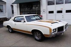 1972 Hurst Olds....
