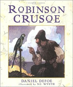 Robinson Crusoe: A great story that is about much more than a man on an island. I haven't yet seen a television or movie adaptation that did it justice. A couple have come close but mot without butchering some element of the original.