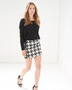 Black Molly Skirt