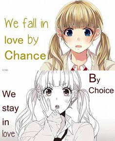 [Honeywork] We fall in love and stay in love by diffrent ways Sad Anime Quotes, Manga Quotes, Sad Quotes, Love Quotes, Amazing Quotes, Honey Works, Another Anime, Anime People, We Fall In Love