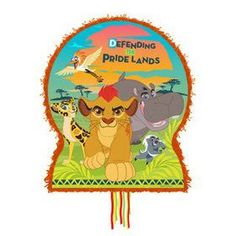The Lion Guard Pinata from Wholesale Party Supplies is the perfect touch to your birthday bash Lion King Party, Lion King Birthday, Wholesale Party Supplies, Kids Party Supplies, Best Water Table, Disney Lion King, Wheel Of Fortune, Circle Of Life, Goodie Bags