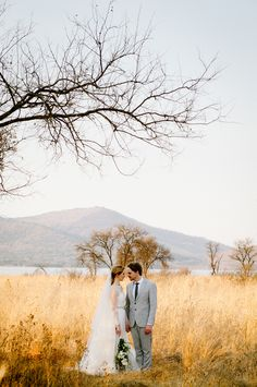 Contemporary German Brewery Wedding in South Africa by Modern Hearts