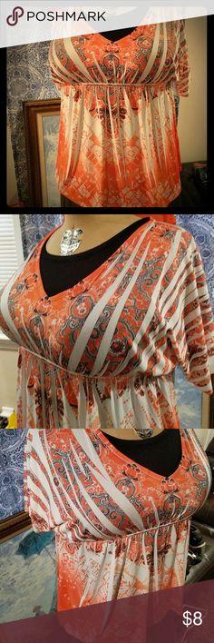 Gypsy Bohemian Design L Top Bohemian Style L Top Printed Top Tops
