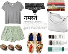 """""""Make it yourself comfortable"""" by elloveeee ❤ liked on Polyvore"""