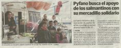 III Mercadillo Solidario @PYFANO Salamanca